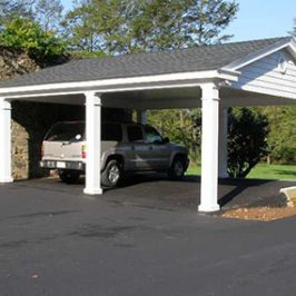 Garage builders in Dallas Texas