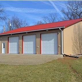 New Garage Addition North Texas DFW
